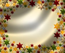 Free Abstract Christmas Background Royalty Free Stock Photo - 16770285