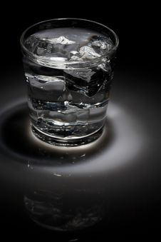 Free Iced Water Royalty Free Stock Photo - 16770425
