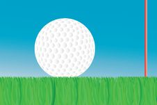 Free Golf Ball Stock Photos - 16770723