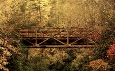 Free Overpass In The Woods Stock Image - 16773101