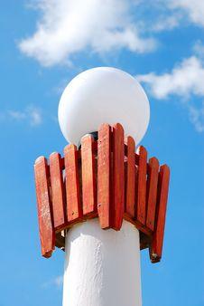 Free Street Lamp. Stock Photo - 16773600