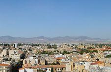 Free Northern Nicosia Panorama Royalty Free Stock Image - 16773866