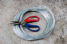 Free Clippers And Wire Stock Photos - 16774033