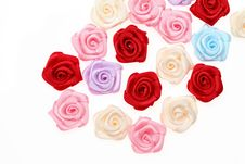 Free Artificial Roses Royalty Free Stock Photography - 16775357