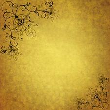 Free Old Dark Paper Royalty Free Stock Image - 16775866