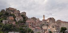 Free View Of Corte, Corsica Royalty Free Stock Photos - 16775978