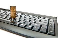 Free Money For Internet Stock Photos - 16776003