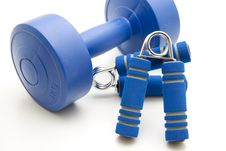 Free Dumbbells Stock Photo - 16776720
