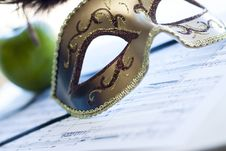 Free Venetian Maskle Stock Photography - 16776952