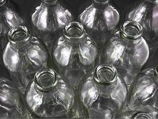 Free Empty Bottles Royalty Free Stock Photography - 16777207