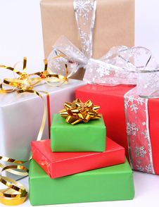 Free Gifts Stock Images - 16777694