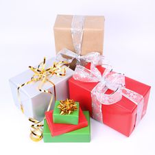 Free Gifts Stock Photography - 16777702