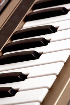 Free Synthesizer Stock Images - 16777834