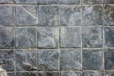 Free Pattern Stone Floor Royalty Free Stock Photo - 16777865