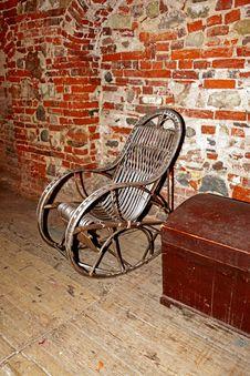 Free Rocking Chair Royalty Free Stock Photo - 16778315