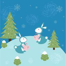 Free Christmas Background Stock Image - 16778771