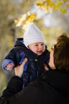 Free Mother And Son Stock Image - 16779981