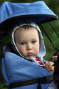 Free Baby In Carrier Royalty Free Stock Photography - 16785817
