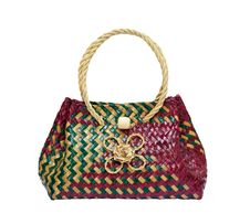 Free Wicker Bag Stock Photo - 16780100
