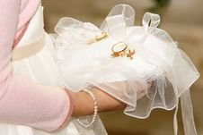 Free Wedding Rings Royalty Free Stock Photography - 16780487