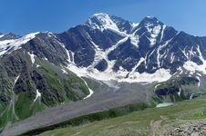 Free Glacier Seven Royalty Free Stock Image - 16780706