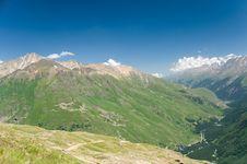 Free Mountain Valley Stock Photos - 16780743