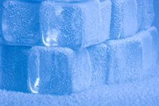 Free Ice Cubes Stock Photography - 16781342