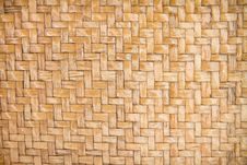 Free Basket Texture Royalty Free Stock Photography - 16781377