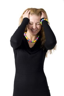 Free Laughing Girl Stock Photography - 16781922