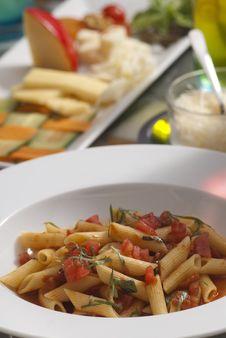 Free Italian Foods Royalty Free Stock Photo - 16782385