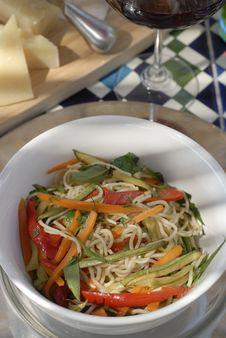 Free Italian Spaghetti Stock Image - 16782391