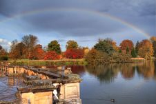 Free Autumn In Hever Castle Stock Images - 16782414