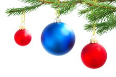 Free Christmas Decoration Royalty Free Stock Image - 16782516
