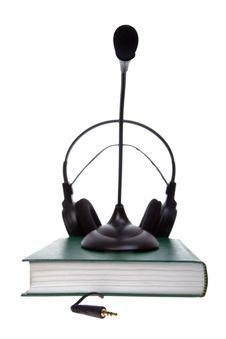 Free Audio Books Stock Photography - 16784422