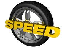 Free Speed Tire Stock Photos - 16784473