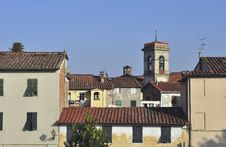 Free Houses Of Lucca Stock Image - 16784591