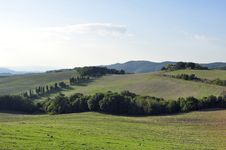 Free Tuscan Countryside Stock Photography - 16784652