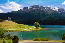 Free Scenery In Switzerland Stock Photography - 16784812