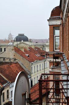 Free Vilnius Royalty Free Stock Image - 16785246