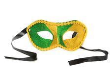 Masquerade Mask Isolated Royalty Free Stock Photography