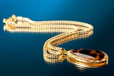 Free Coulomb With Beaded Stock Photography - 16785302