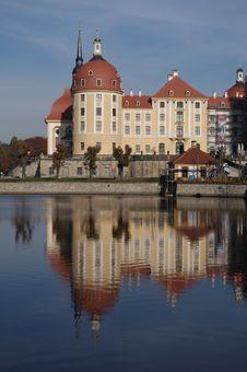 Free Moritzburg Castle Stock Image - 16785471