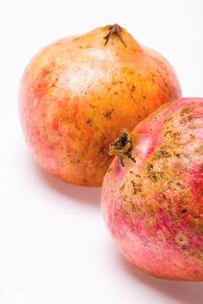 Free Pomegranate Royalty Free Stock Photo - 16786195