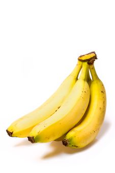 Free Bananas Stock Photography - 16786202
