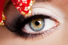 Free Womanish Eye Stock Photos - 16786483
