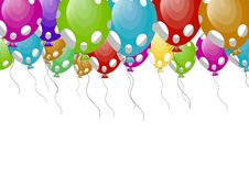 Free Party Balloons Stock Photo - 16786830