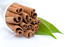 Free Cinnamon Sticks Stock Photography - 16787902