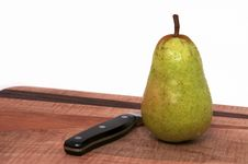 Free A Single Pear Stock Photos - 16788053