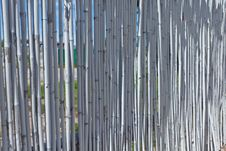 Free Bamboo Fence Royalty Free Stock Photos - 16788288