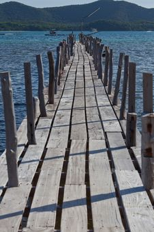 Free Jetty Wood Stock Images - 16788634